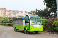 2 Passenger Electric Utility Carts / Cargo Golf Buggy Car With Curties Controller 48V/4KW  for factory
