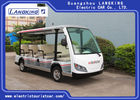 11 Passenger Electric Sightseeing Bus For  Museum, Park , Garden , Resort