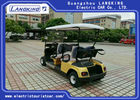Mini 4 Wheel Drive Electric Golf Carts With 48V Dry Battery For Hotel HS CODE 8703101900